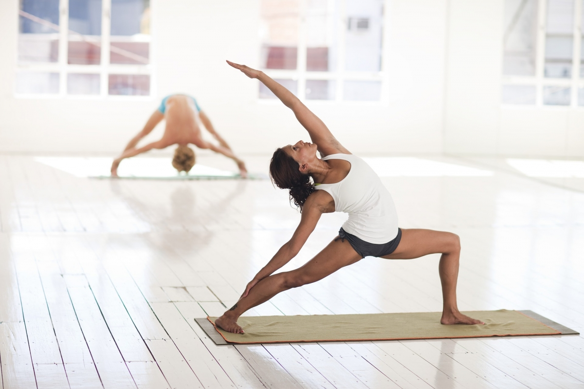 weeb foto yoga